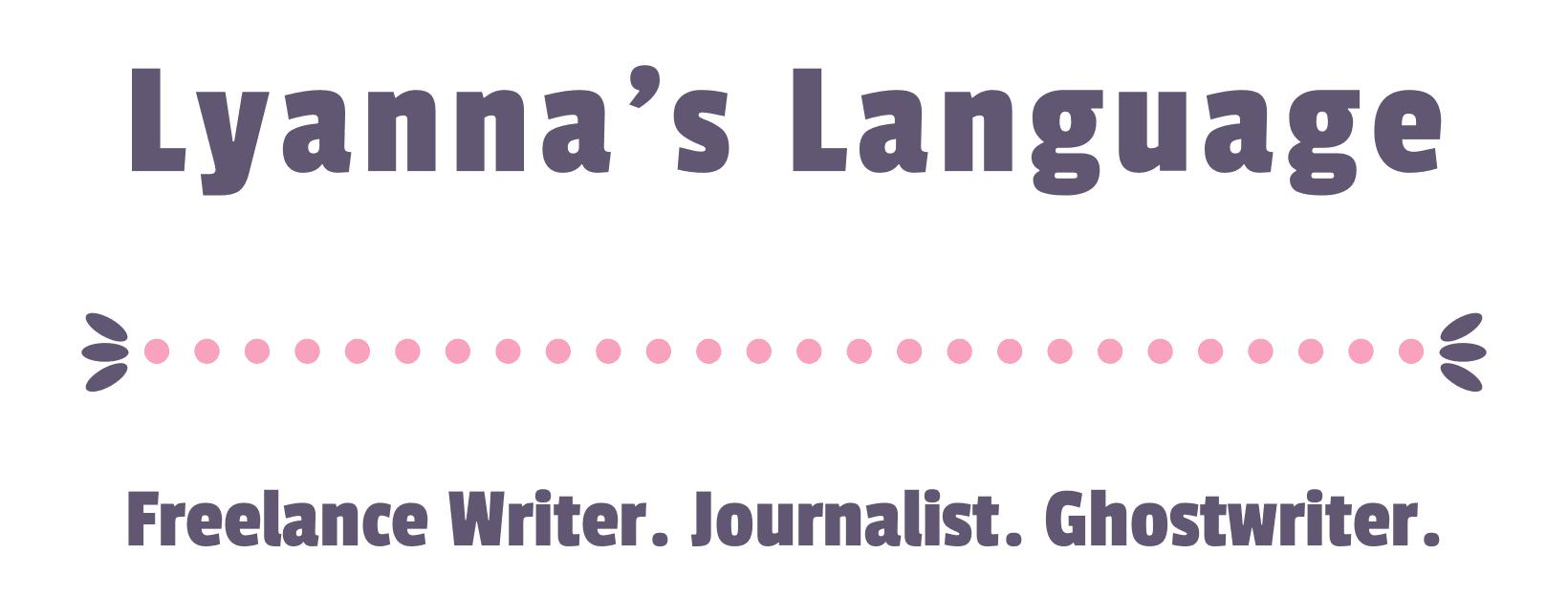 Lyanna's Language